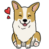 CorgMoji - Corgi Dog Pet Emoji Stickers!