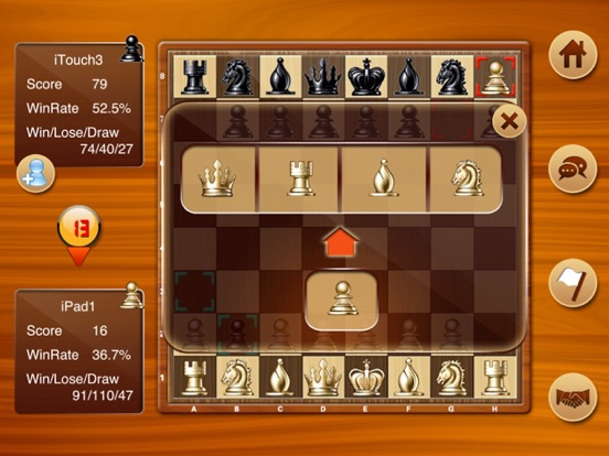 Chess - Online Game Hall для iPad