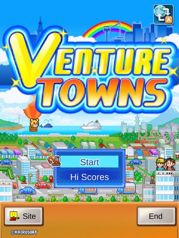 Screenshot #5 for Venture Towns