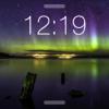 Cool Night Light Lock Screens Wallpapers Free App