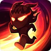 Cyclone warrior armor whirlwind boy running hero