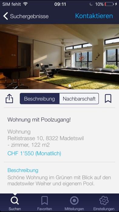 Screenshot von home.ch2