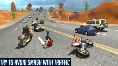 Traffic GT Bike Racer stunts Drive: HighwayСкриншоты 2