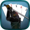 Ultimate Blazing Ninja Addicting Solitaire