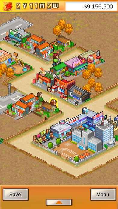 Screenshot #1 pour Venture Towns