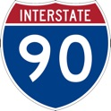 I-90 Road Conditions and Traffic Cameras icon