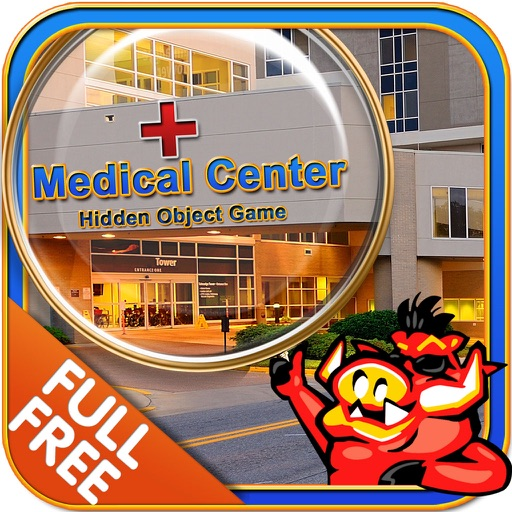Medical Center Hidden Object Secret Mystery Search iOS App