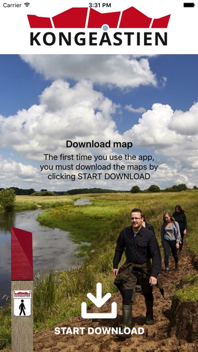 download Kongeåstien apps 2