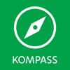 KOMPASS-Wanderkarte mit LIVE-Tracking und Touren