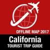 加利福尼亚州 旅遊指南+離線地圖