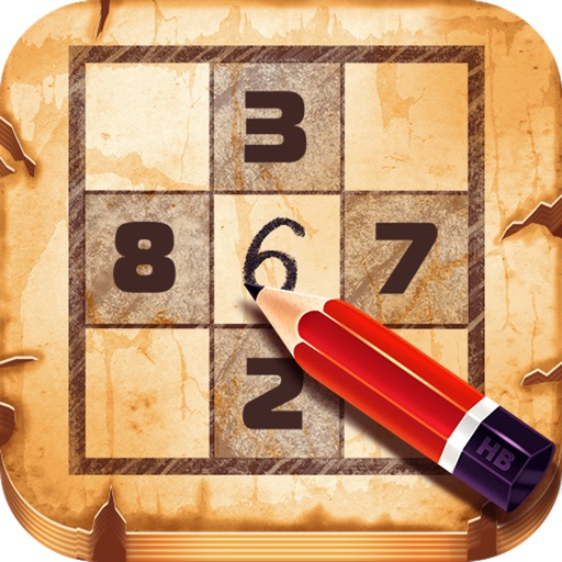 Sudoku Puzzle - Magic Numbers iOS App