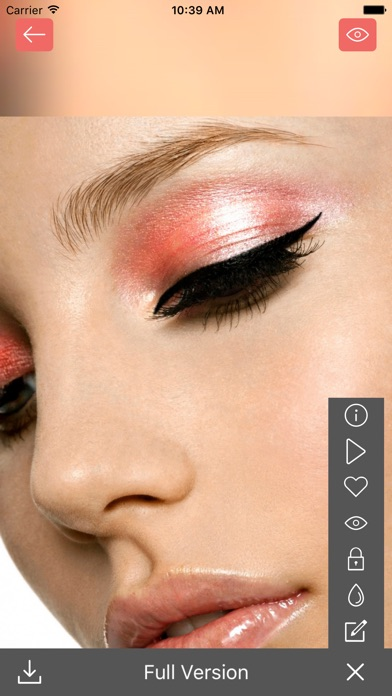 download Stylish Eye Makeup Designs, Best Eye Shadows Ideas apps 3