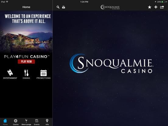 Snoqualmie casino restaurant hours