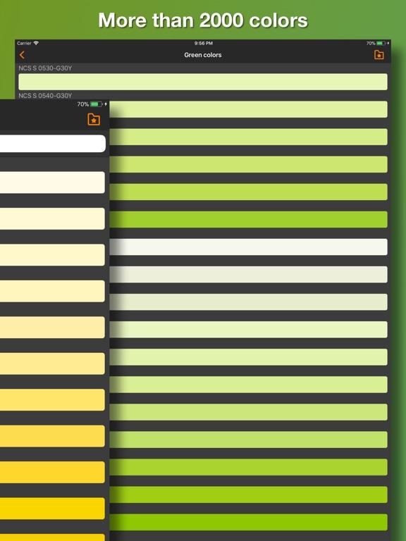 Ncs Color Palette 3d Colors By Stanislau Karaleuski