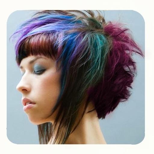神奇发色:Magic Hair Color HD【电子染发】