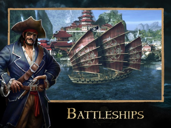 Tempest: Pirate Action RPG Screenshots