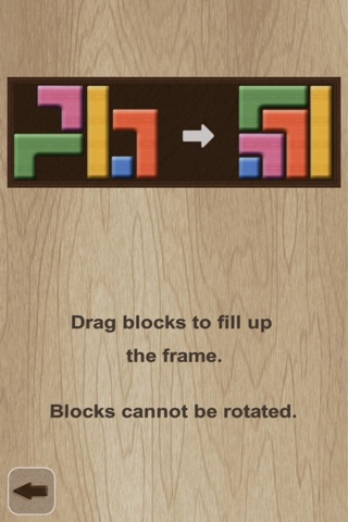 Big Wood Puzzle screenshot 3
