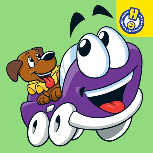 Putt-Putt Joins The Circus iOS App