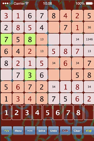 mini Sudoku screenshot 4