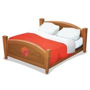 Chambre à coucher 3D pour IKEA: Design d'intérieur