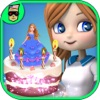Ice Cream Doll Cake Maker 2017