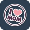 Fun Mother's Day Stickers for Messaging
