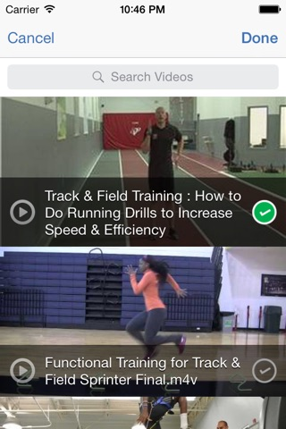 InfiniteTrack Practice Planner screenshot 4