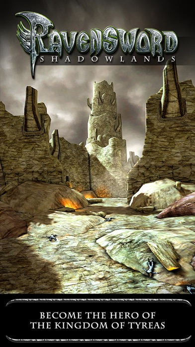Screenshot #8 for Ravensword: Shadowlands