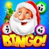 Рождественское Бинго — весёлая игра для всей семьи