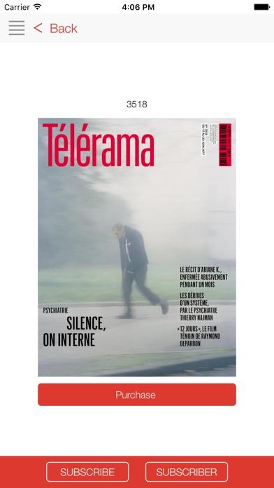 Tlrama Magazine review screenshots