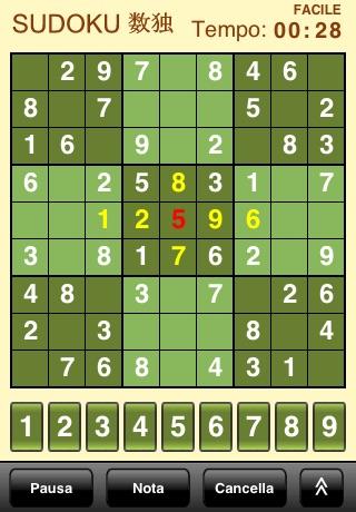 Sudoku (Free) screenshot 3