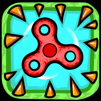 Spinners vs. Monsters app for iphone