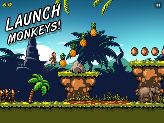 Monkey Flight 2 Screenshots