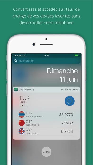 ChangeMate | Devises & CryptoCapture d'écran de 2