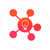 Mind Vector- Mind Mapping, Brainstorming, Optische Gliederung & Informationen - i2e Consulting LLC