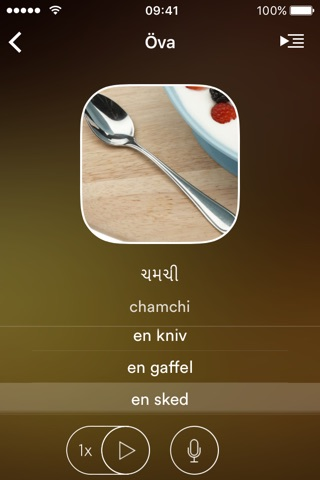 uTalk Classic Learn Gujarati screenshot 3