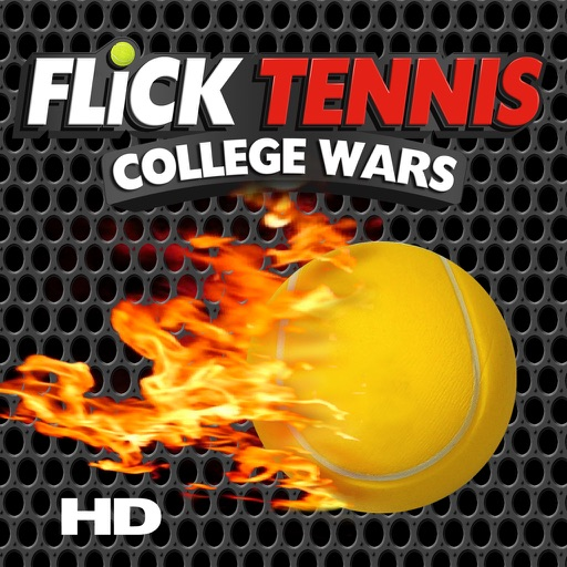 手指网球之学院战争HD:Flick Tennis: College Wars HD