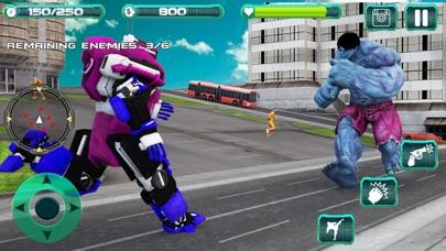 Superhero War City Battle screenshot 2