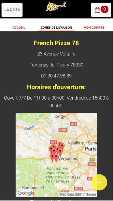 French Pizza 78Capture d'écran de 4