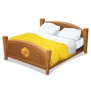 3D Chambre à coucher pour IKEA-Design d'intérieur