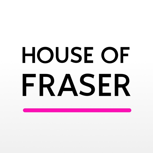house of fraser on the app store