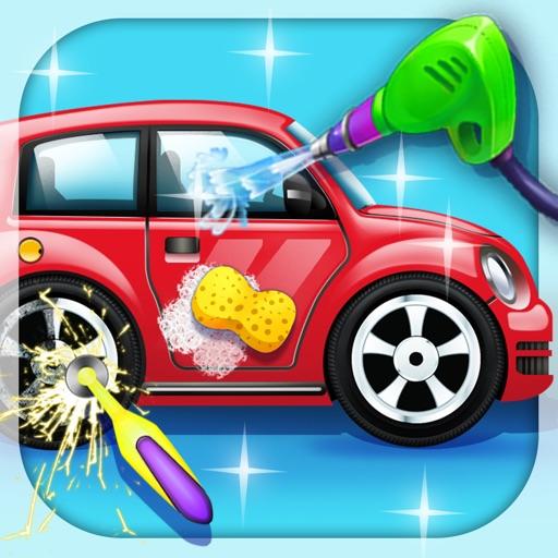 lavage de voiture jeux pour enfants par george cl. Black Bedroom Furniture Sets. Home Design Ideas