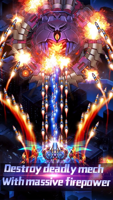 Sky Shooter : Thunder Assault Screenshots