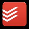 Todoist: 할일 목록 | 작업 목록 앱 아이콘 이미지