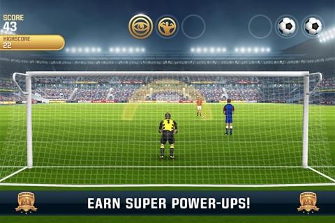 Flick Kick Goalkeeper screenshot 2