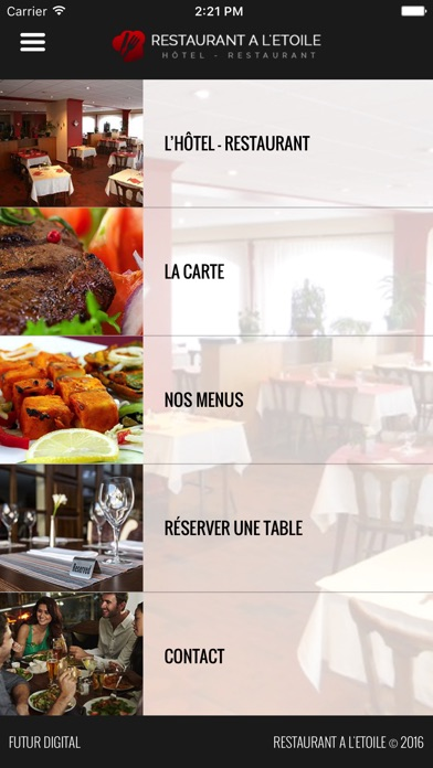 A l 39 etoile app download android apk - Restaurant la table des chevaliers haguenau ...