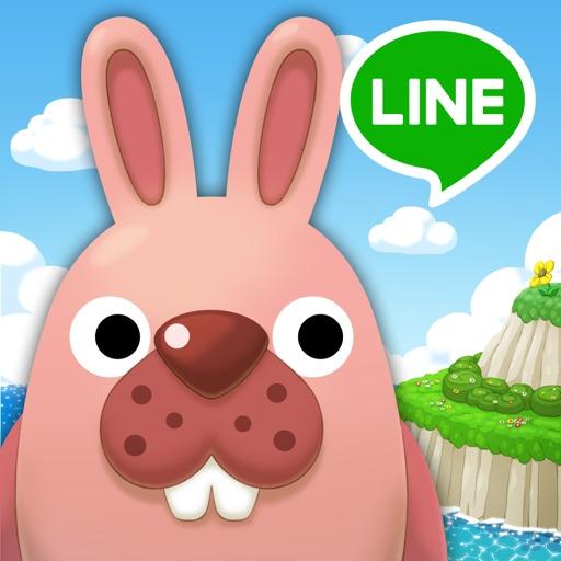 LINE 动物连线