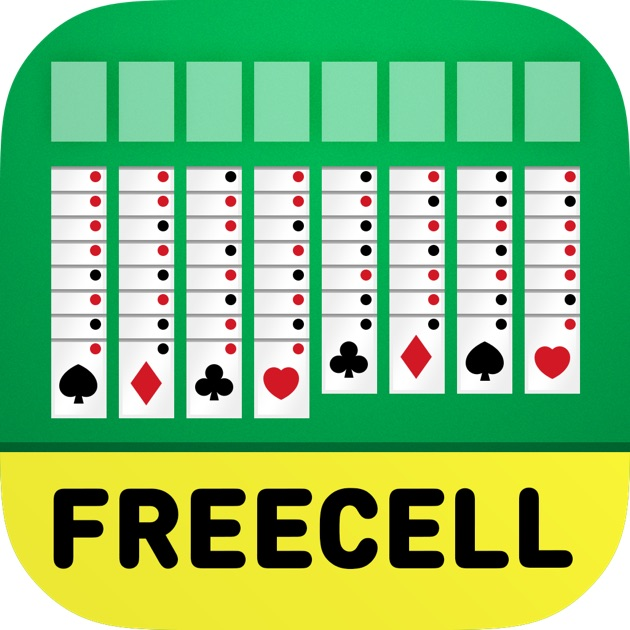 FreeCell • Classic on the Mac App Store