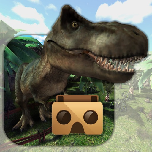 Jurassic Virtual Reality (VR) images