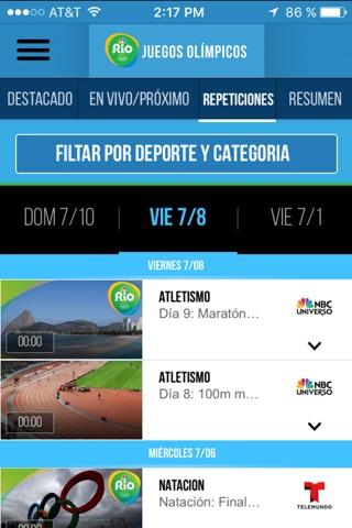 Telemundo Deportes - En Vivo screenshot 4